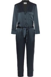 Nanushka - Yuma satin jumpsuit at Net A Porter