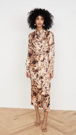 Nanushka Bisso Dress at Shopbop