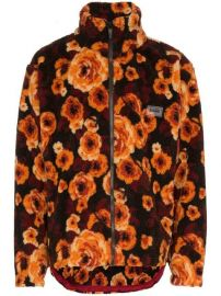 Napa By Martine Rose Floral Zipped Jacket - Farfetch at Farfetch