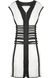 Narciso Rodriguez   Striped cotton-blend dress at Net A Porter
