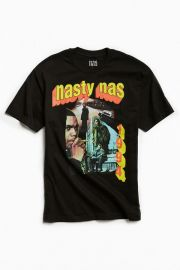 Nasty Nas Tee at Urban Outfitters