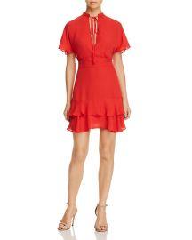 Natalie Chiffon Dress at Bloomingdales
