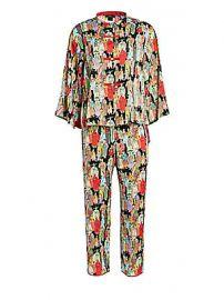 Natori - Dynasty Pajamas at Saks Fifth Avenue