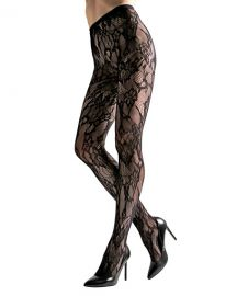 Natori 2-Pack Lace Cutout Net  amp  Fishnet Tights at Neiman Marcus