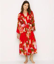 Natori Arcadia Rose Robe at Bare Necessities