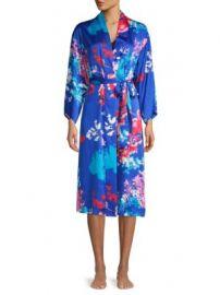 Natori Floral Robe at Saks Off 5th