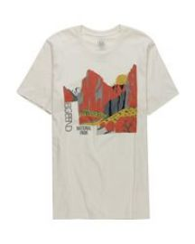 Natural Big Bend Sunset T-shirt by Parks Project at Backcountry