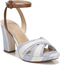 Naturalizer Avril Ankle Strap Sandal  Women    Nordstrom at Nordstrom