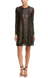 Natyly Line Dress by BCBGMAXAZRIA at Amazon