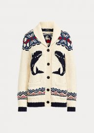 Nautical Shawl Cardigan by Ralph Lauren at Ralph Lauren
