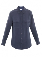 Navy Equipment blouse at Matches
