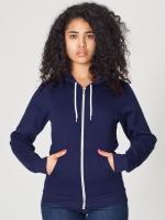 Navy hoodie from American Apparel at American Apparel
