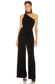 Neck Tie Jumpsuit at Forward