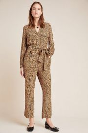 Neela Utility Jumpsuit at Anthropologie