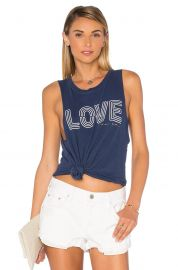 Neon Live Tank by Spiritual Gangster at Revolve