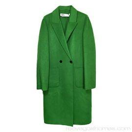 Neon Masculine Coat at Zara
