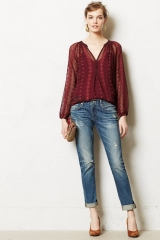 Neve Peasant Blouse at Anthropologie
