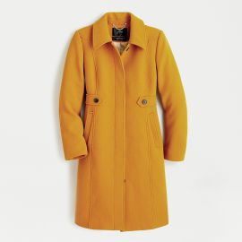 New Lady Day Coat at J. Crew