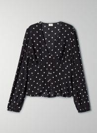 New Prairie Blouse by Wilfred at Aritzia