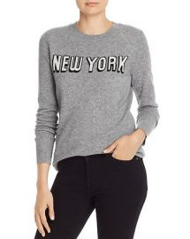 New York Cashmere Sweater by Aqua at Bloomingdales
