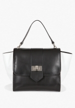 Newport Leather Satchel by Bebe at Bebe