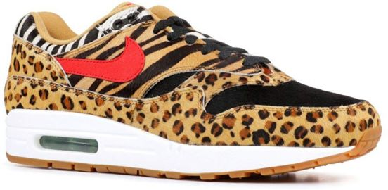 Nike Air Max 1 DLX  Animal Pack at Amazon