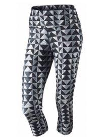 Nike Legend Diamond Capris in Grey at Footlocker