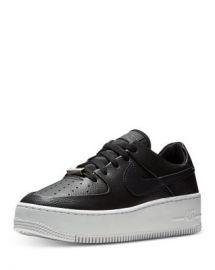 Nike Women  x27 s AF1 Sage Low-Top Sneakers - 100  Exclusive Shoes - Bloomingdale s at Bloomingdales