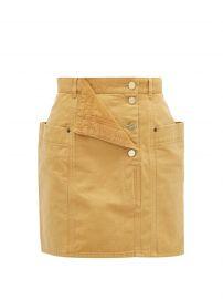 Nimes Denim Mini Skirt by Jacquemus at Matches