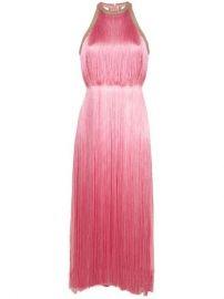 Nina Ricci Sleeveless Fringed Dress at Farfetch