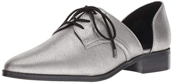 Nine West Watervelt Metallic Oxford at Amazon