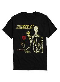 Nirvana Insecticide T-shirt at Hot Topic