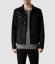 Nitrate Denim Jacket by All Saints at Allsaints