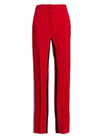 No  21 - Inside Stripe Trousers at Saks Fifth Avenue