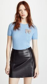 No  21 Cashmere Short Sleeve Sweater at Shopbop
