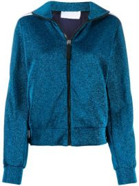 No Ka  Oi Glitter Detail Sports Jacket - Farfetch at Farfetch