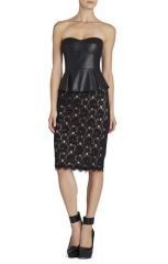 Noemi Bustier Top by BCBG at Bcbgmaxazria