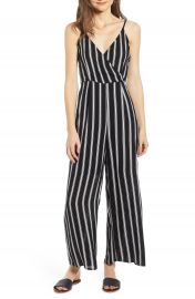 Noisy may Stripe Woven Jumpsuit   Nordstrom at Nordstrom