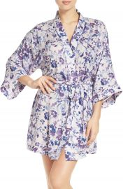 Nordstrom Lingerie  Sweet Dreams  Print Robe at Nordstrom