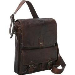 North South Messenger Bag by Spikes and Sparrow at Amazon