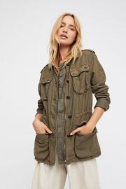 Not Your Brother\\\'s Surplus Jacket at Free People