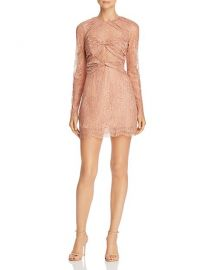 Not Your Girl Lace Dress Alice McCall at Bloomingdales