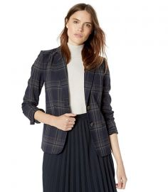 Novelty Plaid Two Button Blazer by Tommy Hilfiger at Amazon