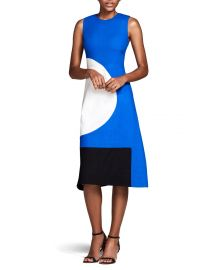Novis The Everett Circle and Square Dress at Bergdorf Goodman