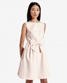 Nuhad Bow Dress at Ted Baker
