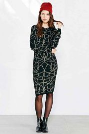 Numph Evelyn Sweater Dress at Urban Outfitters
