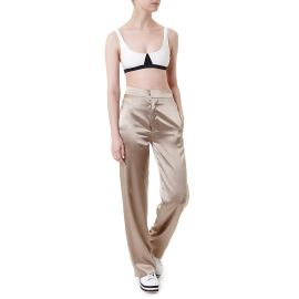 ORY SILK TROUSERS at Reuben Avenue