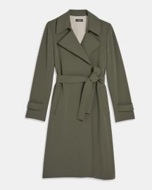 Oaklane Trench Coat by Theory at Theory