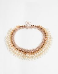 Oasis Facit Sparkle Collar Necklace at Asos
