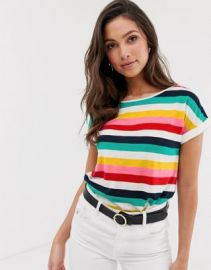 Oasis tee in stripe   ASOS at Asos